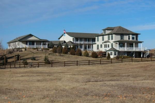 Lodge at Timber Lake Elk Ranch