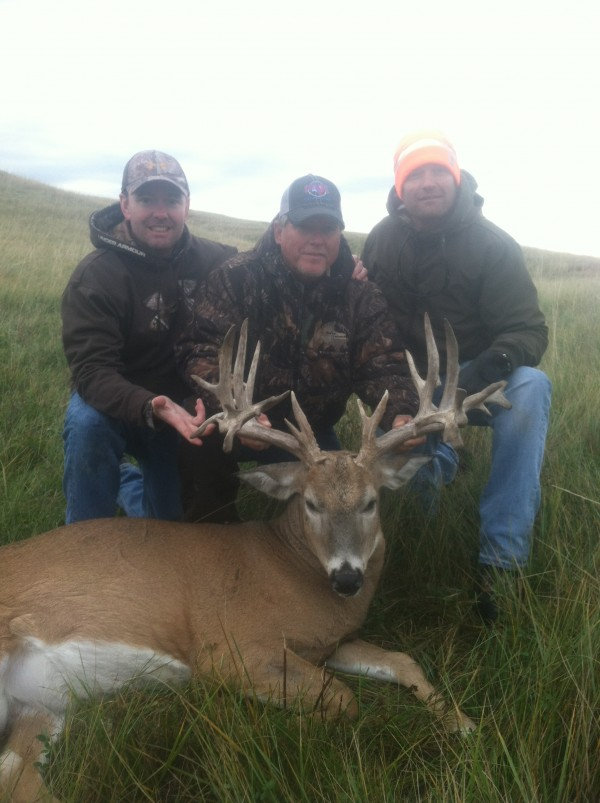 Deer shot Elk Ranch