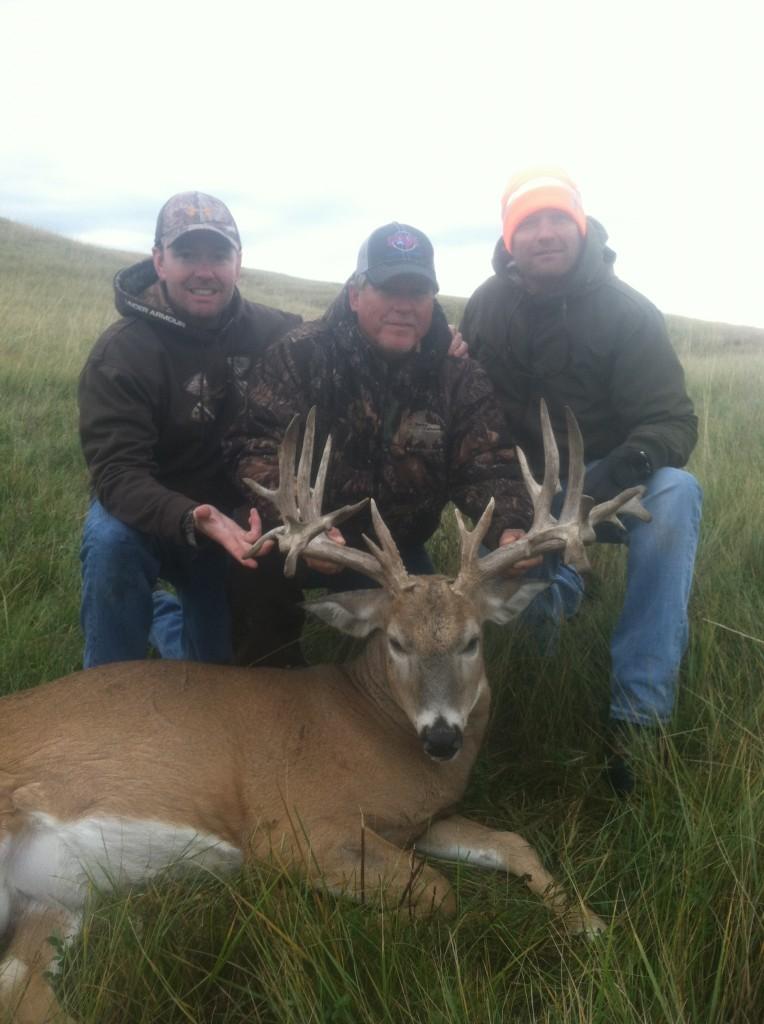 Deer shot Elk Ranch